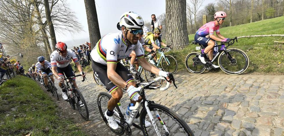 Valverde completa un buen fin de semana con un quinto puesto en el GP Bruno Beghelli