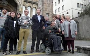 Avanzan los trámites para el centro integral de personas con discapacidad