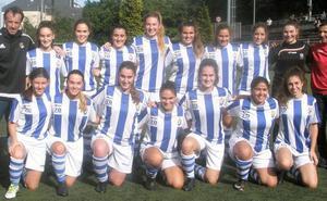 Buenos resultados de los equipos de fútbol locales a pesar de la derrota en División de Honor