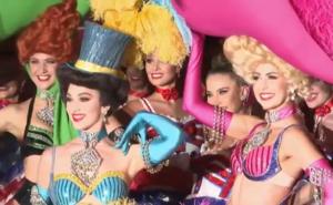 El Moulin Rouge celebra su 130 cumpleaños