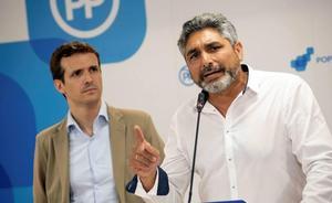 Juan José Cortés ataca a Juanma Moreno tras ser apartado de las listas del PP al Congreso
