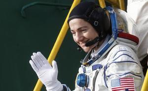 La NASA prepara una caminata espacial con mujeres astronautas tras prueba fallida