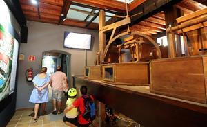 El Molino de Fanderia ofrecerá diversas actividades durante el curso