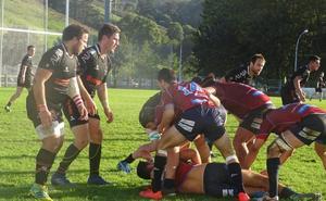Cuatro de cuatro para el Babyauto Zarautz de rugby