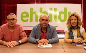 EH Bildu define el proyecto cultural de Aita Agirre como «una cáscara vacía»