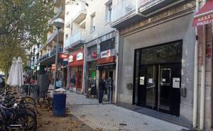 Condenado por 'liarse' a tiros en el barrio donostiarra de Amara