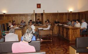 Se aprueba una cesión de terreno para mejorar el acceso a Itziar