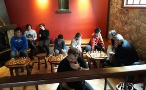 Victoria 'a ciegas' al ajedrez