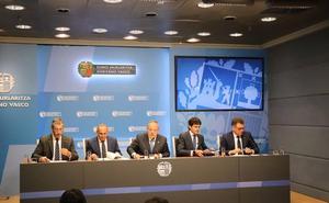 Las instituciones vascas aparcan la reforma del reparto de ingresos que perjudica a Gipuzkoa