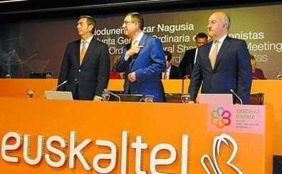 «Poco se puede hacer» ante la venta de la red de Euskaltel, admite el Gobierno Vasco