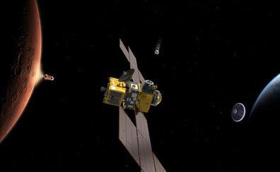La misión Marte 2020 de NASA y ESA montará tecnología española universitaria