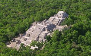 Los mayas cambiaron el clima antes de que las fábricas aparecieran en Europa
