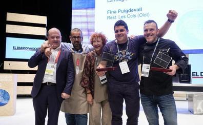El asador Amaren de Bilbao gana el concurso de parrilla de San Sebastian Gastronomika