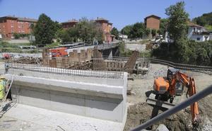Aumenta el 8,1 % los vascos que trabajan en la construcción, 54.500