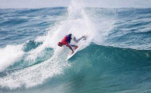 Circuito mundial de surf: Hossegor ya tiene semifinalistas femeninas