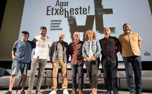 22.000 ikusletik gora izan ditu 'Agur Etxebeste!' filmak 10 egunean
