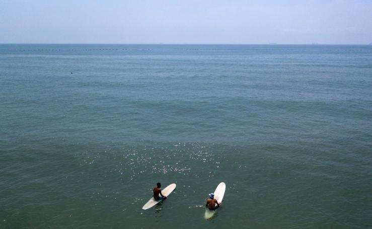 El surf como cultura en China