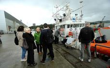 El 'Aita Mari' zarpa el miércoles 16 al mediterráneo