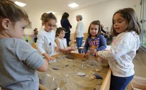 Cerca de 3.000 niños vascos estudian en las eskola txikiak