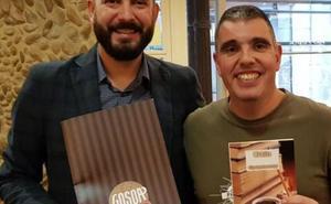 Iñigo Legorburu, vencedor del IV Certamen literario de Cafés Gosoa
