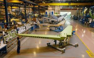 El sector aeronáutico vasco teme que Airbus le traslade el impacto de los aranceles