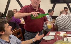 La sidra de Gaztañaga, la ganadora