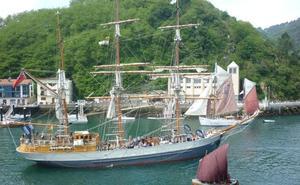 El Festival Marítimo de Pasaia iza las velas rumbo a su segunda edición