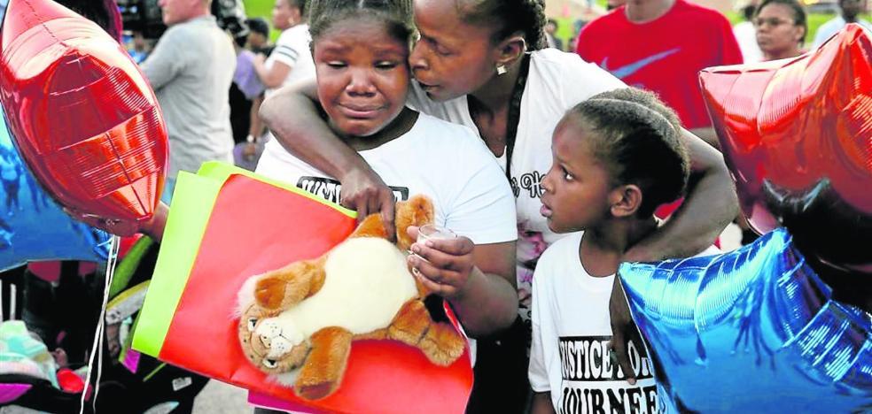 Trece niños asesinados en seis meses en San Luis, EE UU