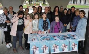 Atzegi de Buruntzaldea presentó su campaña de sensibilización de 2019