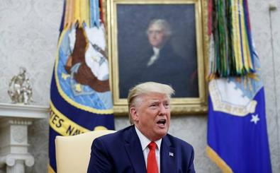 Trump y el jefe negociador chino se ven las caras este viernes para frenar los aranceles