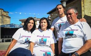 La familia de Asier Niebla urge a que se haga «justicia» para «poder continuar con el duelo»