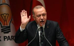 Erdogan amenaza a la UE con dejar pasar a 3 millones de refugiados