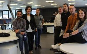 Garaia abre en Arrasate un espacio de encuentro entre estudiantes y empresarios