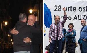 La Fiscalía de la Audiencia Nacional archiva dos 'ongi etorris' a presos de ETA al no apreciar delito