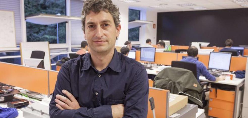 Igor Unanue: «Hay hackers que sustraen pequeñas cantidades a miles de personas sin que se den cuenta»