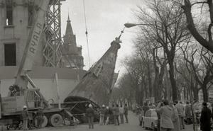 Las torres de Arbide, puzzle gigante con 6.300 piezas