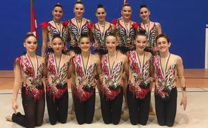 El Club Ipurua sigue sumando medallas
