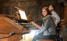 Mañana segundo concierto del Ciclo Internacional de Órgano