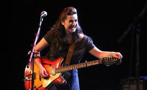 Ainara LeGardon lleva esta noche su rock experimental a Psilocybenea