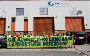 Finaliza la huelga en Cie Alurecy de Elgeta