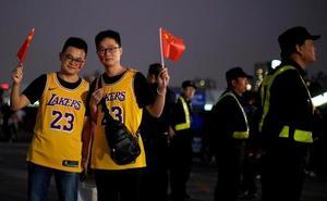 China y la NBA rebajan la tensión en la crisis sobre Hong Kong