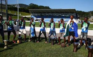 Los menores fugados de la Donosti Cup fueron captados por una red que les estafó