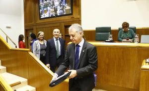 Urkullu reclama una «consulta legal y pactada» para reforzar el autogobierno vasco