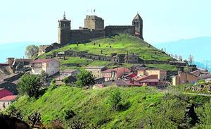 San Vicente de la Sonsierra: modernidad en el castillo