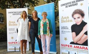 Ana Belén protagonizará el concierto solidario de Super Amara