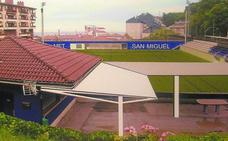 El campo de San Miguel albergará tres importantes partidos en la jornada de hoy