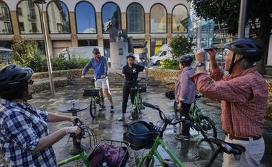 Euskadi regulará por primera vez la actividad de los guías turísticos