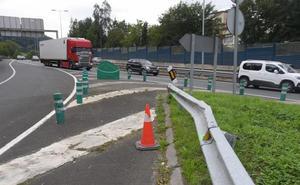El motorista fallecido en el accidente de la N-1 en Villabona es un irundarra de 26 años