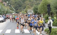 2.980 personas recorren mañana las tres playas en San Sebastián