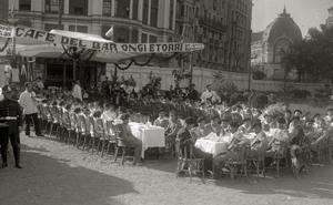 1919 | La plaza del Centenario